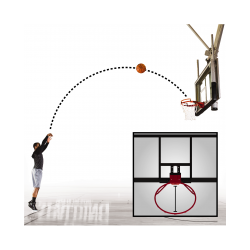 NBA TRAINING AID - SHOT ARC™