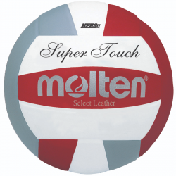 SUPER TOUCH® RED/SILVER